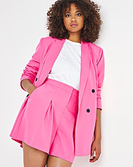 Simply Be Double Breasted Blazer