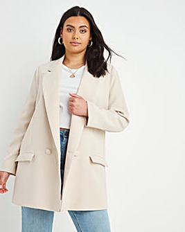 Simply Be Oversized Relaxed Blazer