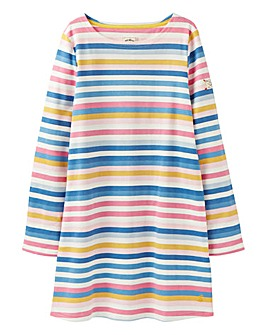Joules Girls Riviera Stripe Jersey Dress