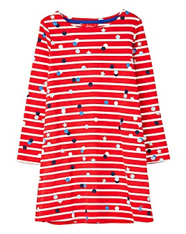Joules Girls Riviera Jersey Dress