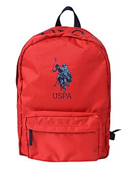 U.S. Polo Assn. Red Back Pack