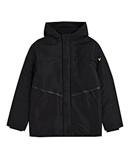 Lyle & Scott Boys Reflective Tape Parka