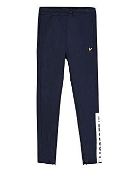 Lyle & Scott Boys Zip Hem Block Jogger