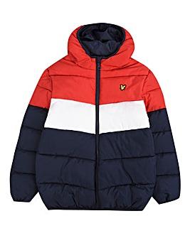 Lyle & Scott Boys Puffa Jacket