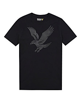 Lyle & Scott Boys Tonal Logo T-Shirt