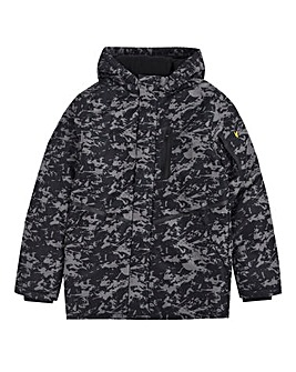 Lyle & Scott Boys AOP Parka