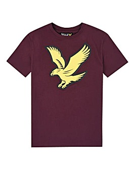 Lyle & Scott Boys Eagle T-Shirt
