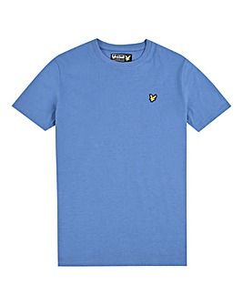 Lyle & Scott Boys Blue S/S T-Shirt