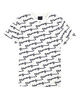 Money Boys All Over Signature T-Shirt