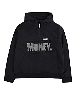 Money Boys Fleece Lined Windcheater