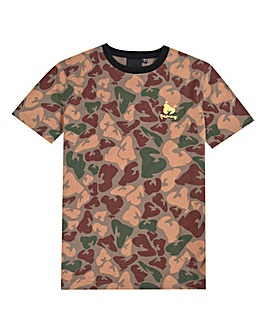 Money Boys Camo T-Shirt
