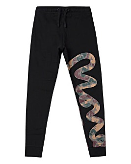 Money Boys Big Signature Camo Jog Pant