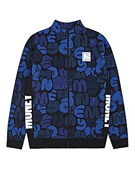 Money Boys Block Ape Camo Track Top
