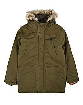 U.S. Polo Assn. Boys Champion Parka