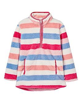 Joules Girls Ellie Fleece Sweatshirt