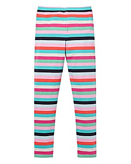 Joules Girls DeeDee Stripe Leggings