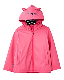 Joules Baby Girls Cat Hood Coat