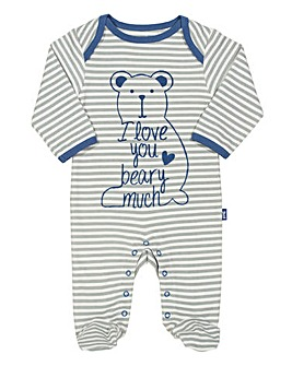 Kite Beary Sleepsuit