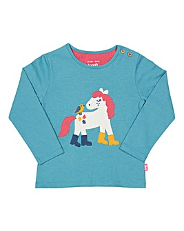 Kite Girls Puddle Pony T-Shirt