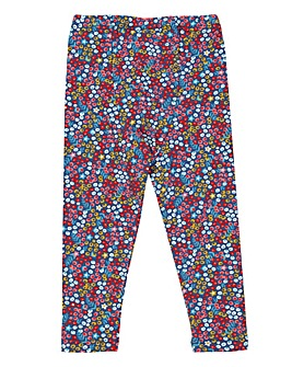 Kite Girls Mini Berry Ditsy Leggings