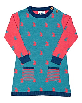 Kite Happy Hare Knit Dress