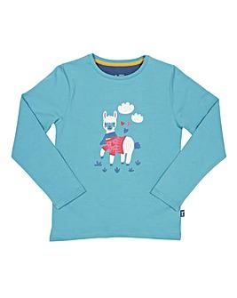 Kite Girls Alpaca T-Shirt