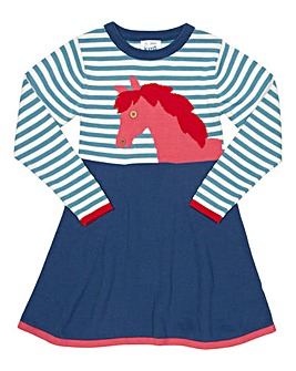 Kite Pony Knit Dress