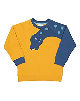Kite Boys Dino-Sleeve Sweatshirt