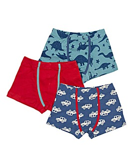Kite Three Pack Trunks