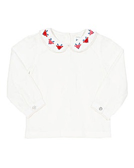 Kite Girls Reindeer Blouse