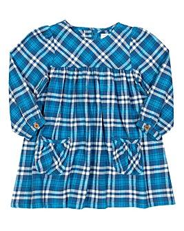 Kite Plaid Party Dress