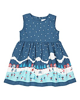 Kite Mini Ice Dance Dress