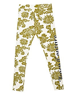 Juicy Couture Girls Floral Glitz Legging