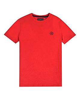 Henri Lloyd Boys Red Radar T-Shirt