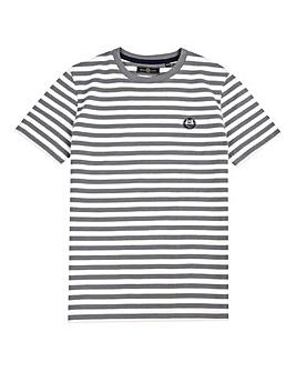 Henri Lloyd Boys Sage Stripe T-Shirt