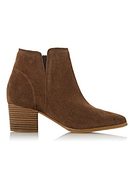 Dune Payge Ankle Boot