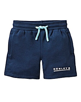 Henleys Boys Fleece Shorts