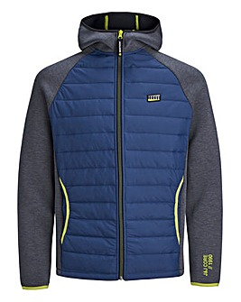 Jack & Jones Boys Full Zip Jacket