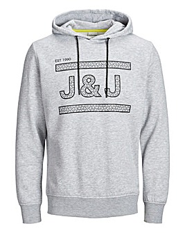 Jack & Jones Boys Logo Overhead Hoodie