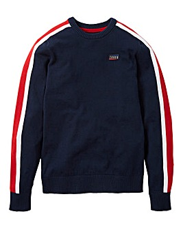 Jack & Jones Boys Crew Neck Jumper