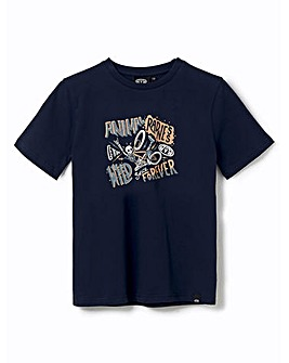Animal Boys Flatty T-Shirt