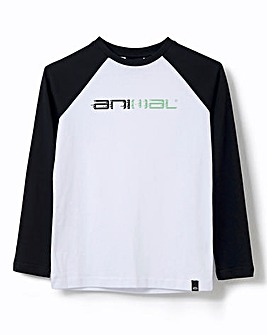 Animal Boys Bert Long Sleeve T-Shirt
