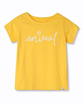 Animal Girls Script T-Shirt