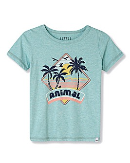 Animal Girls Maui T-Shirt