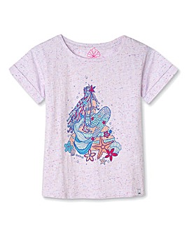 Animal Girls Mermaid T-Shirt