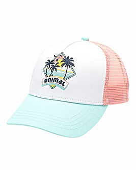 Animal Girls Mesh Back Trucker Cap