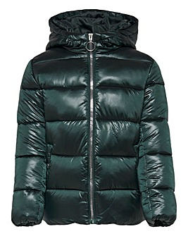 Only Girls Hooded Padded Jacket