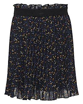 Only Girls Koneliza Pleat Skirt