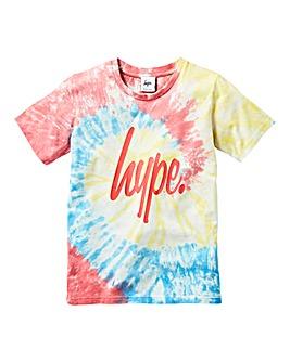Hype Boys Tie Dye T-Shirt