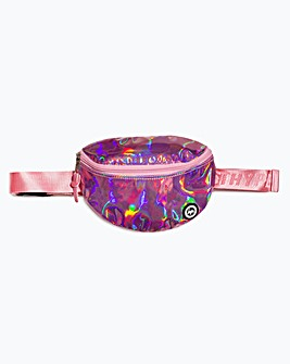Hype Holographic Bumbag
